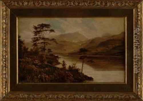 Loch Maree - Theodore Hines