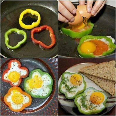 Creative eggs #TheKitchenPantrySA #CookingIdeas