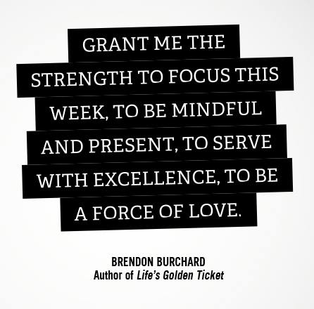 Brendan Burchard Quote