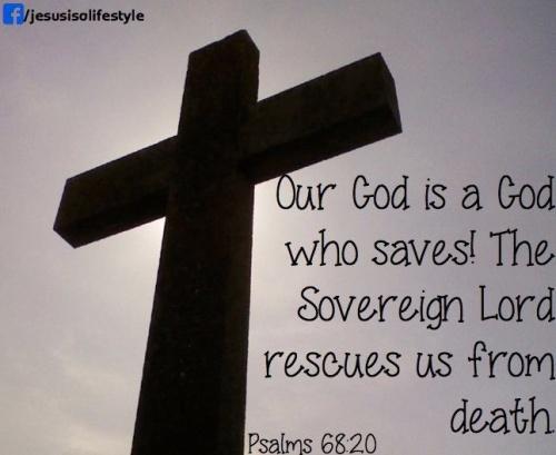 Psalm 68:20
