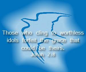 Jonah 2:8